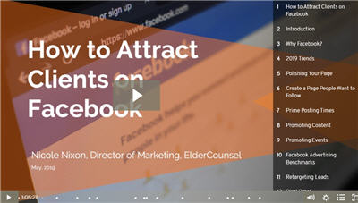 how to attract clients on facebook